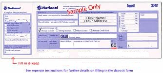 how to deposit a cheque in nab atm Can download to on a