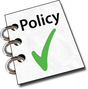 Policy documents can be accessed and agreed to within an online induction for employees or contractors