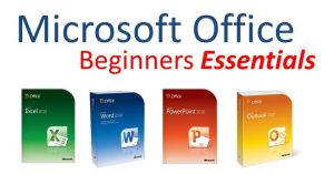 EzyLearn Microsoft Office Beginners Essentials logo cropped