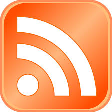 RSS news feeds and syndication for email broadcasting logo
