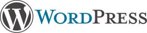WordPress website and blogging marketing training course logo