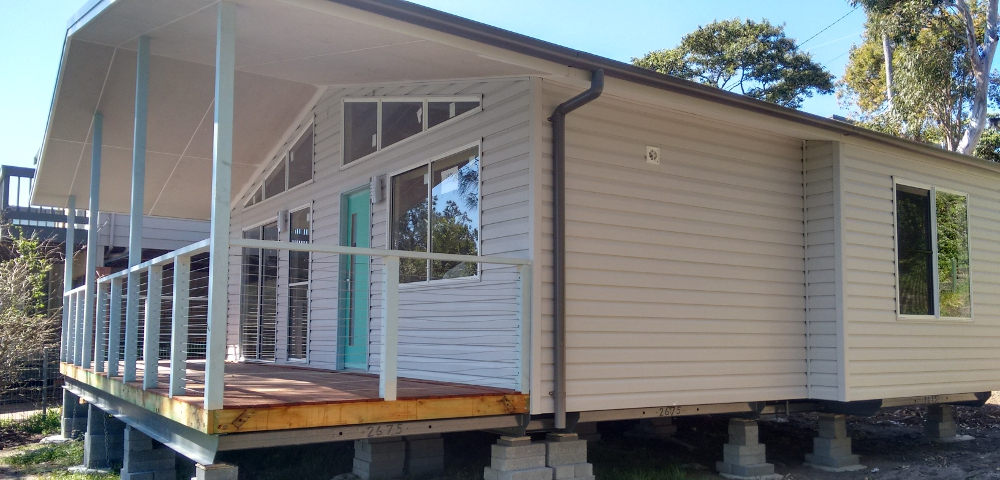 Granny flat portable building development for investment - smaller