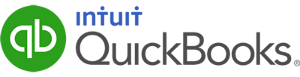 Intuit Quickbooks Accounting software training courses logo and name - small