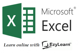Learn Excel training course online with EzyLearn